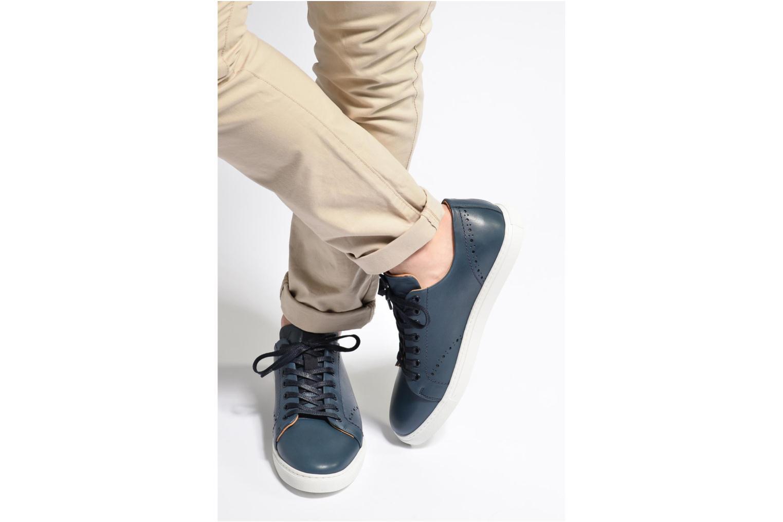 Sneakers Mr SARENZA Cortig Azzurro immagine dal basso