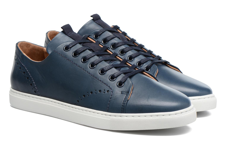 Sneakers Mr SARENZA Cortig Azzurro immagine posteriore