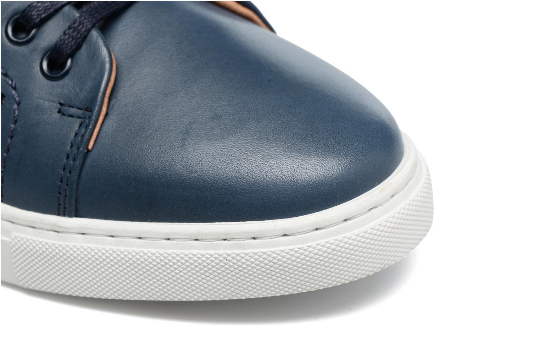 Sneakers Mr SARENZA Cortig Azzurro immagine sinistra