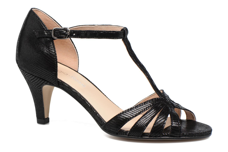 Sandales et nu-pieds Georgia Rose Salapa Noir vue détail/paire