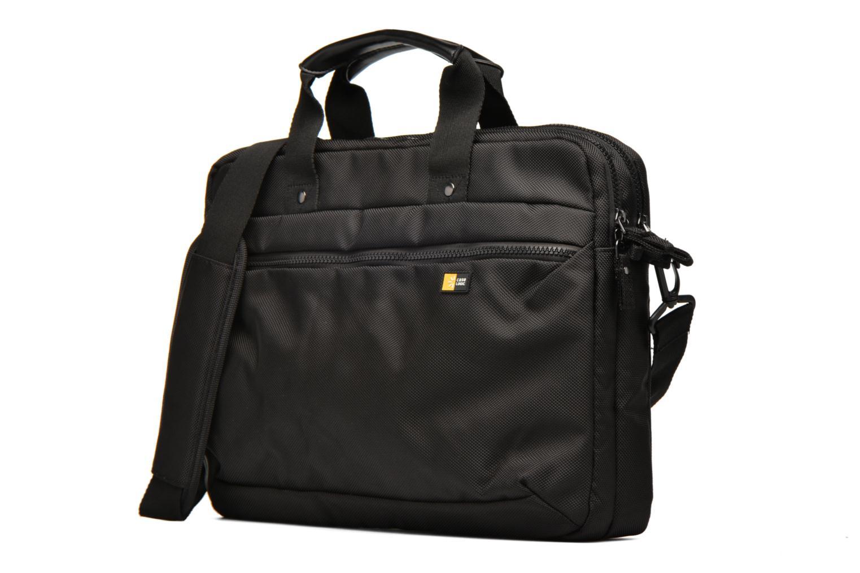 Laptoptaschen Case Logic Sacoche ordinateur 15'' V1 schwarz schuhe getragen