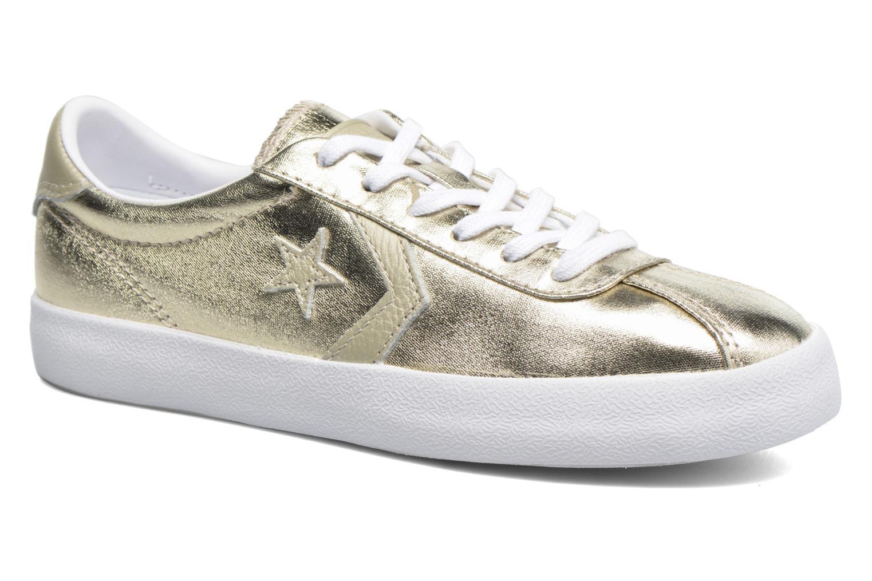 Breakpoint Ox Metallic Canvas W Light Gold/White/White
