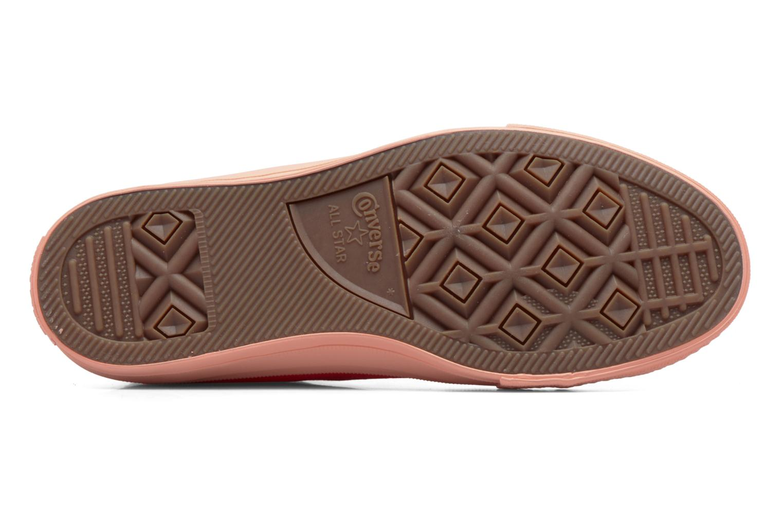 Sneakers Converse Chuck Taylor All Star II Hi Pastel Midsoles W Arancione immagine dall'alto