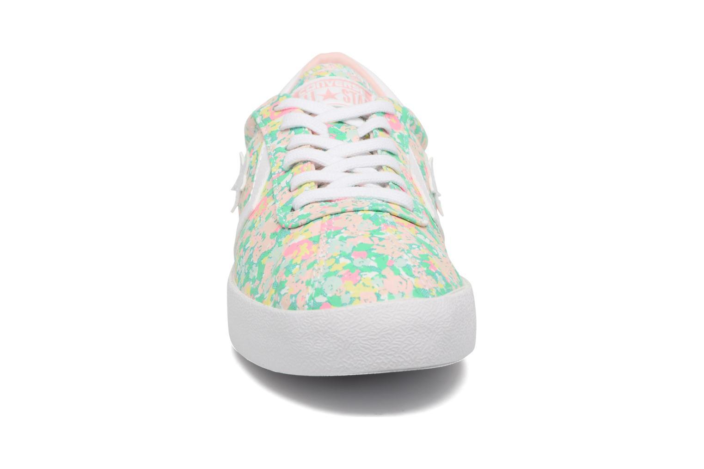 Breakpoint Ox Floral Textile Menta/Vapor Pink/White