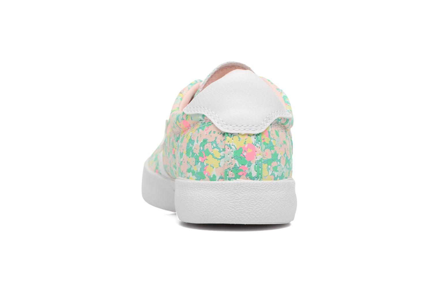 Breakpoint Ox Floral Textile Menta/Vapor Pink/White