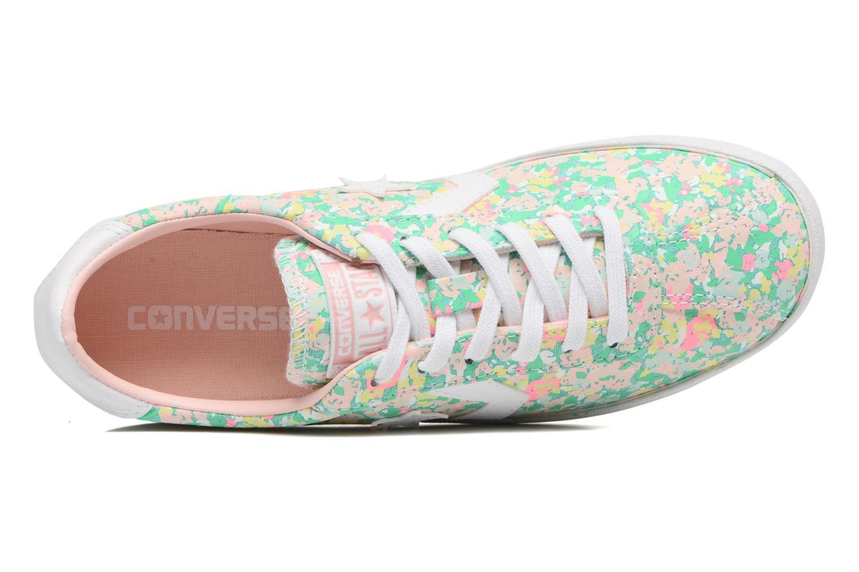 Baskets Converse Breakpoint Ox Floral Textile Multicolore vue gauche