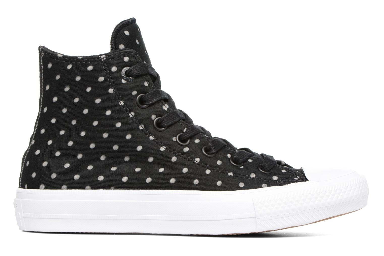 Chuck Taylor All Star II Hi Shield Lycra Black/Dolphin/White