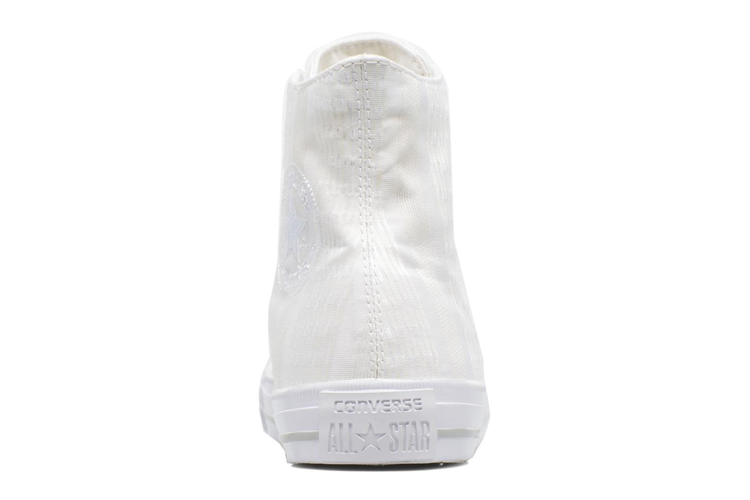 Chuck Taylor All Star Gemma Hi Engineered Lace White/Mouse/White