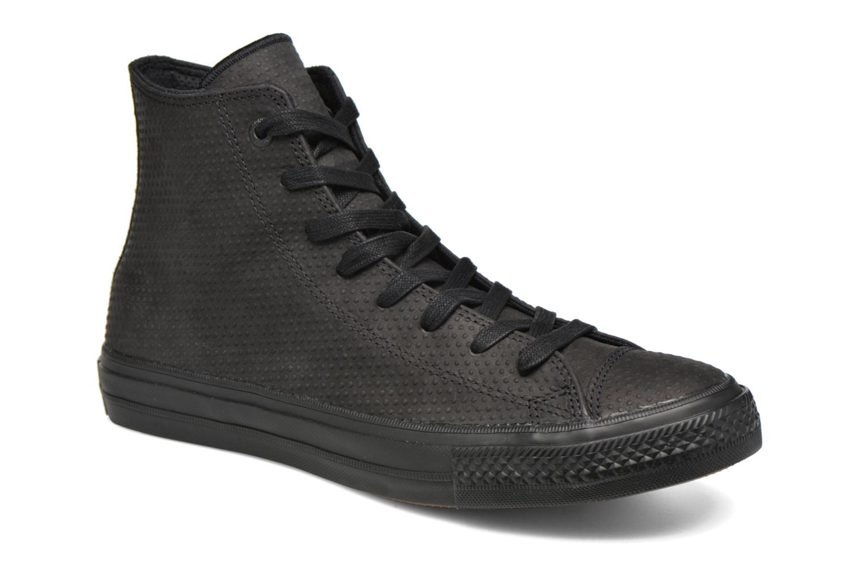 Chuck Taylor All Star II Hi Lux Leather Black/black/gum