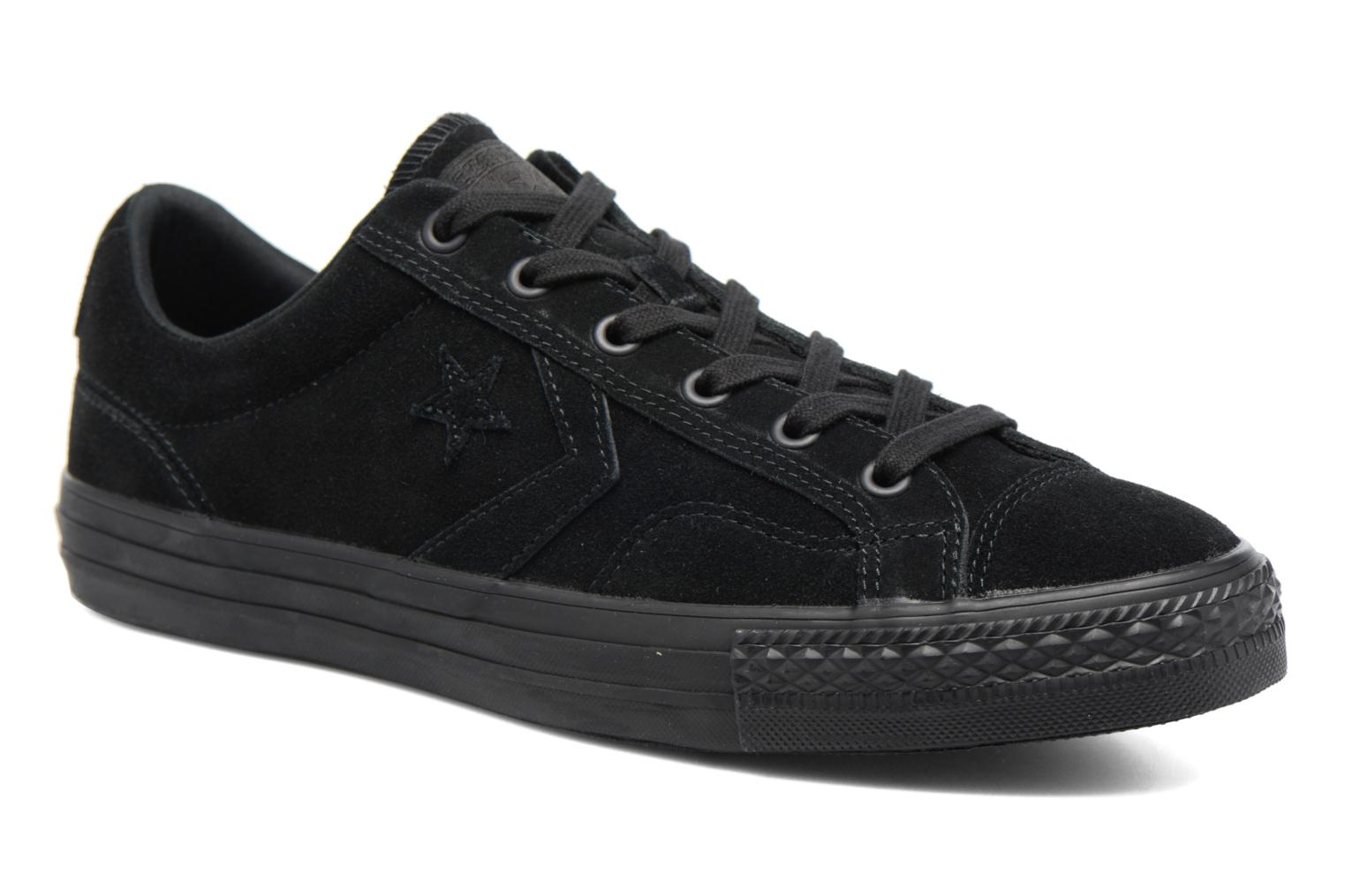 converse star player black