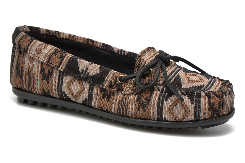 Zapatos promocionales Minnetonka Baja Moc (Negro) - Mocasines   Gran descuento
