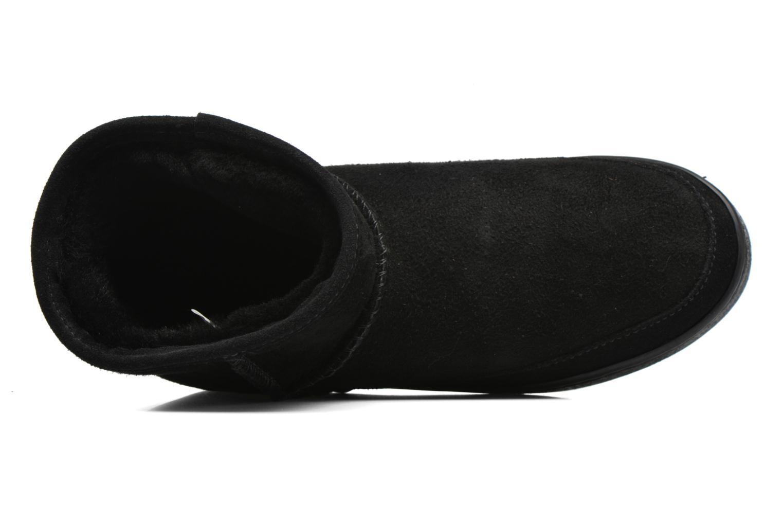 Ankle-Hi Sheepskin Pug Boot BLACK SHEEPSKIN