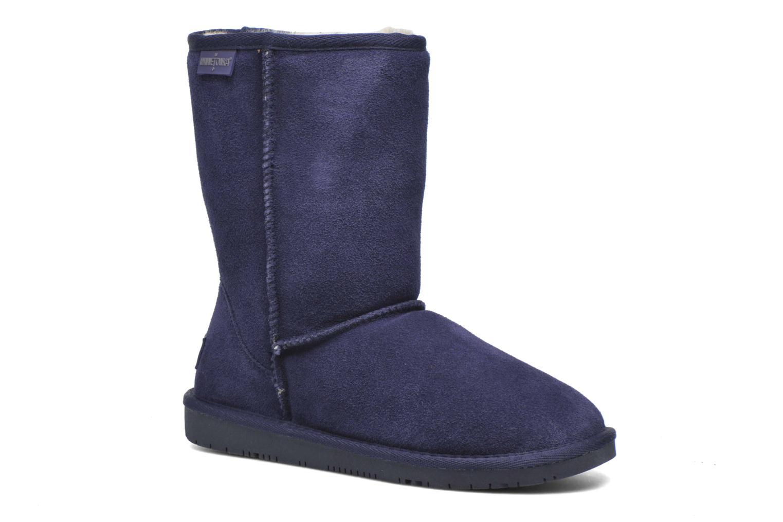 Minnetonka Olympia Boot (Bleu) - Bottines et boots chez Sarenza (289593)