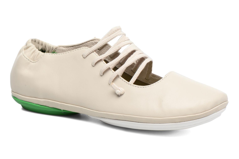 Zapatos de hombres y Camper mujeres de moda casual Camper y Right Nina K200440 (Beige) - Bailarinas en Más cómodo 747d66