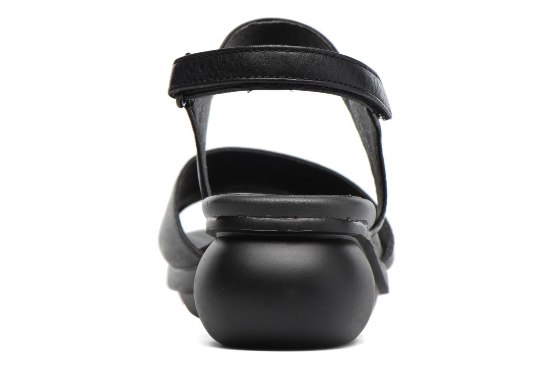 Sandales et nu-pieds Camper Balloon K200301 Noir vue droite