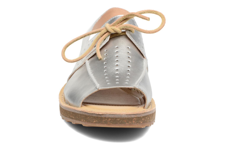 Sandales et nu-pieds Camper Tws K200381 Argent vue portées chaussures