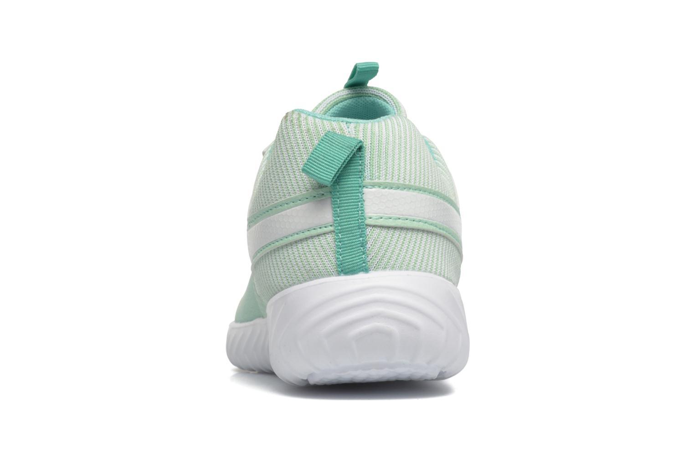 Baskets Kangaroos Ele Vert vue droite