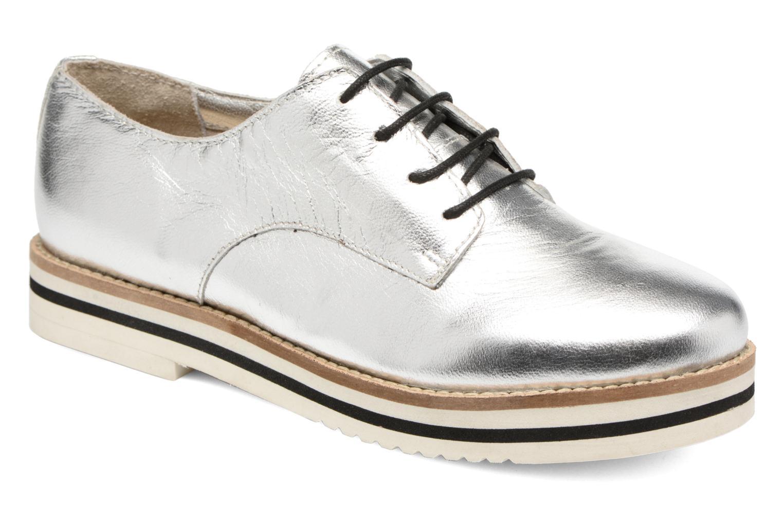 Ananas - Chaussures À Lacets Pour Femmes / Argent Coolway rHGHcH
