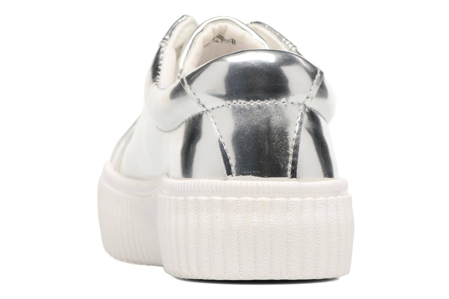 Sneakers Coolway Cherry Argento immagine destra
