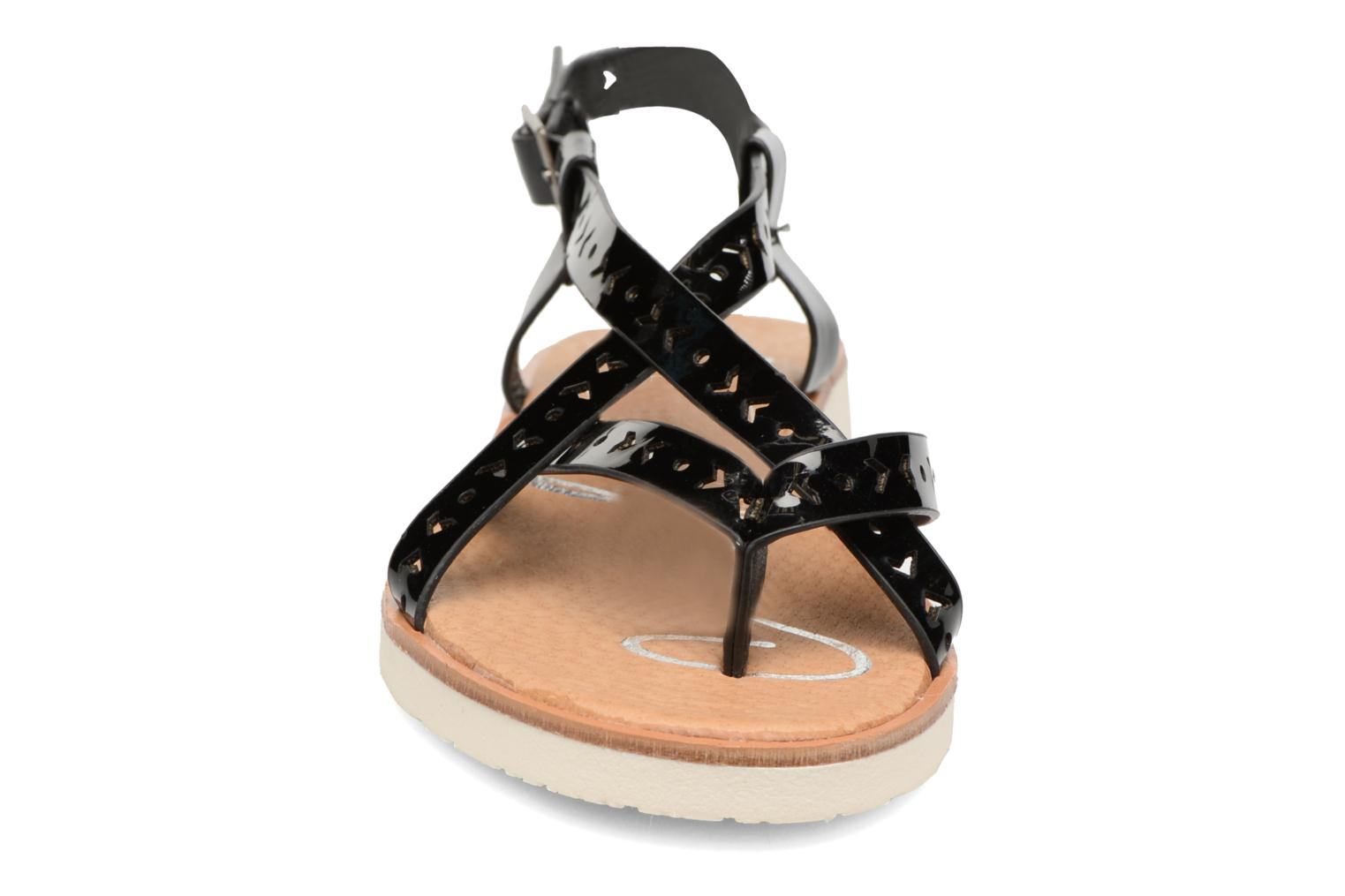 Sandalen Coolway Poppy Zwart model