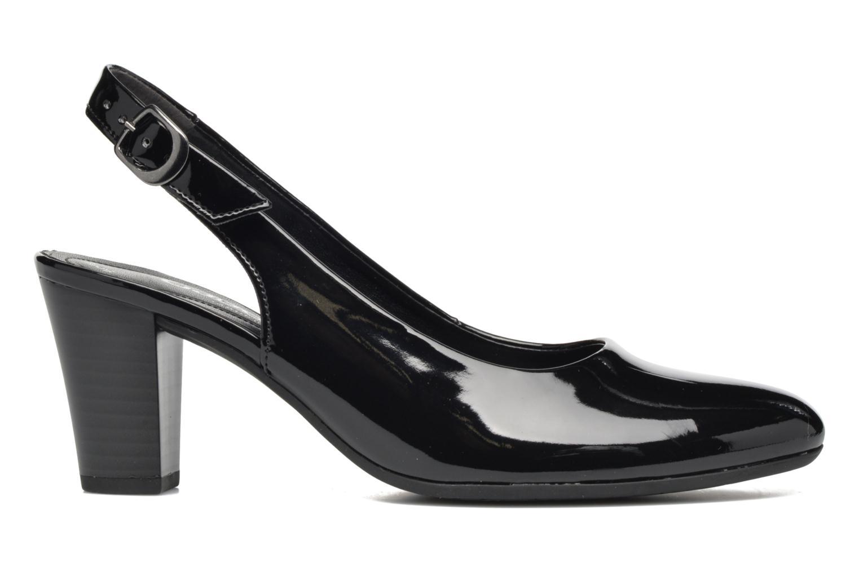 Zapatos de tacón Gabor Nizza 2 Negro vistra trasera