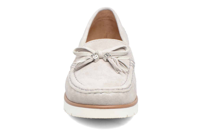 Mocassins Gabor Rimini Gris vue portées chaussures