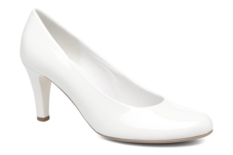Zapatos de tacón Gabor Pesaro Blanco vista de detalle / par