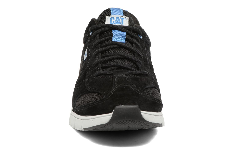 Baskets Caterpillar Mythos Noir vue portées chaussures
