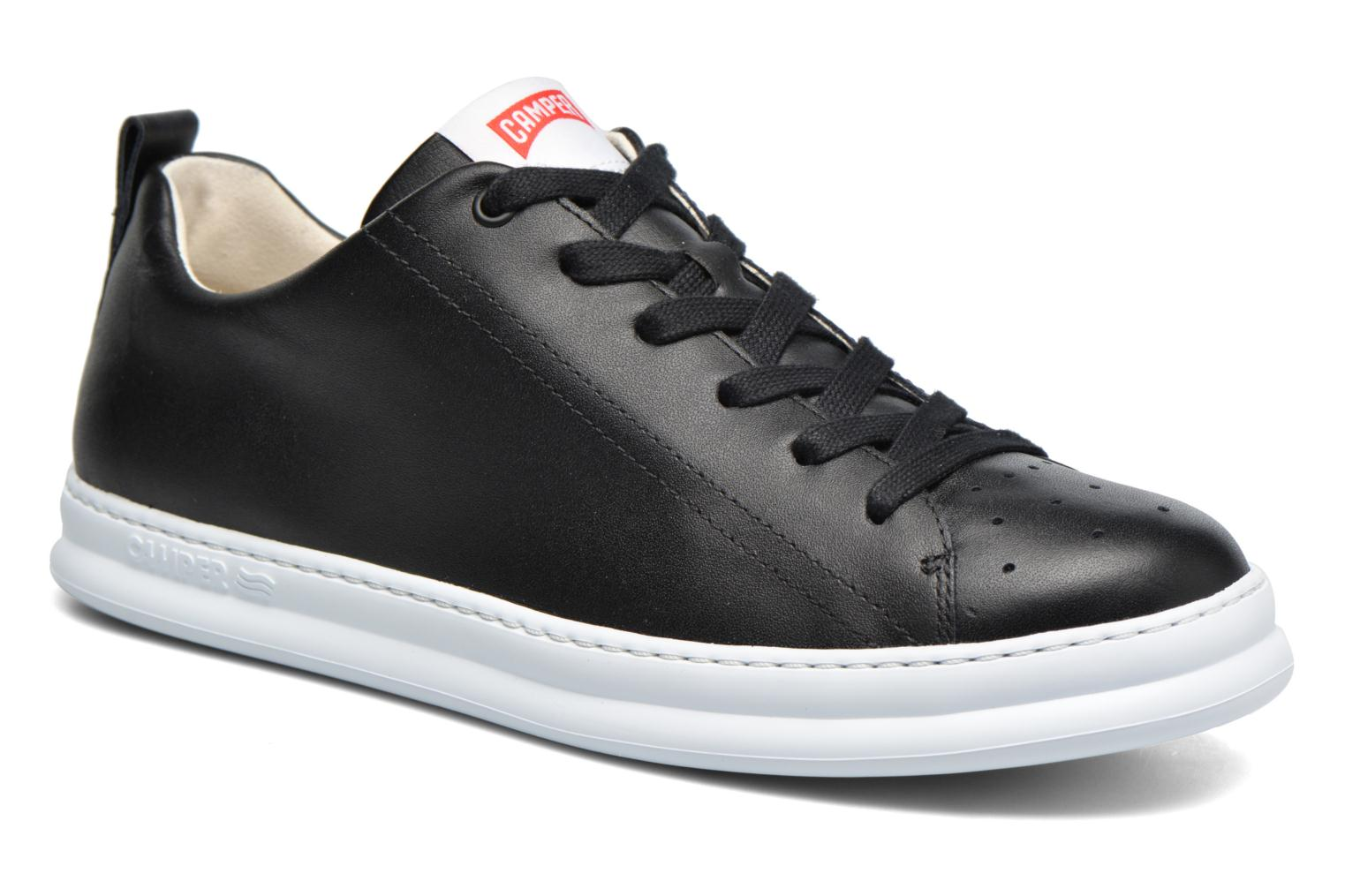 Marques Chaussure homme Camper homme Runner K100226 Softhand Negro/Runnerfour Blanco