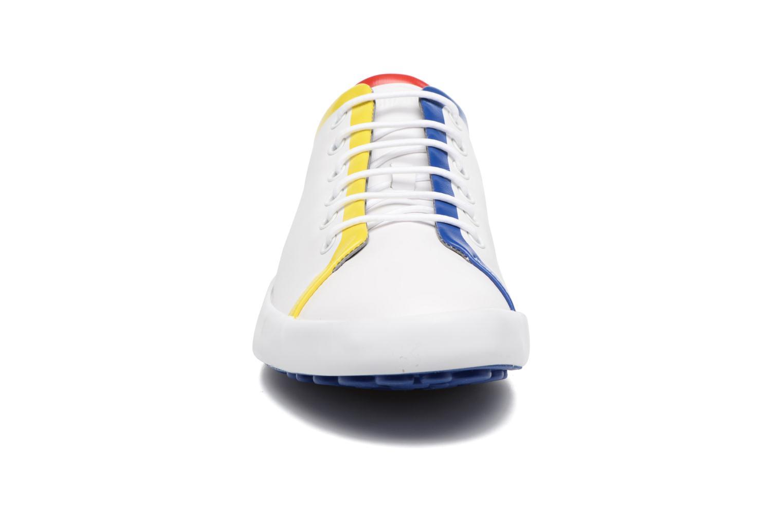Baskets Camper TWS K100198 Blanc vue portées chaussures