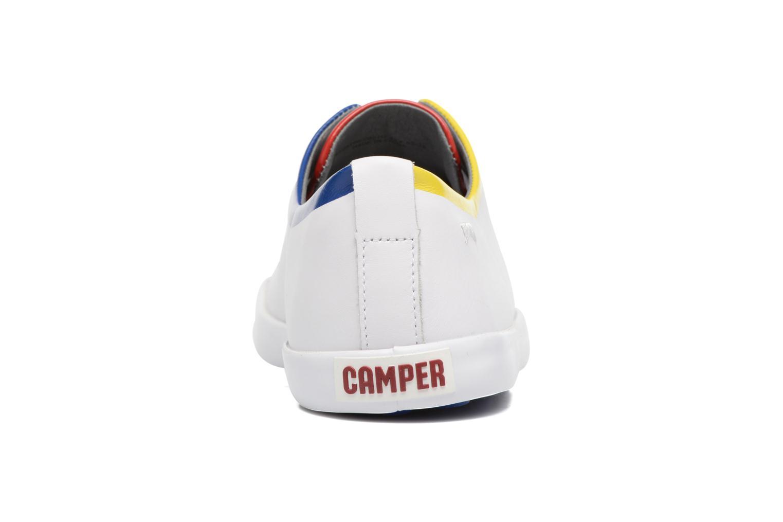 Baskets Camper TWS K100198 Blanc vue droite