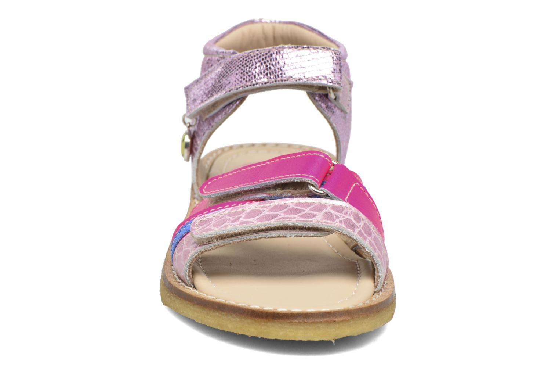 Sandales et nu-pieds Shoesme Saskia Rose vue portées chaussures