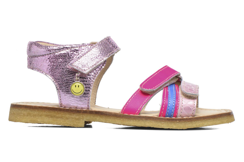 Sandales et nu-pieds Shoesme Saskia Rose vue derrière