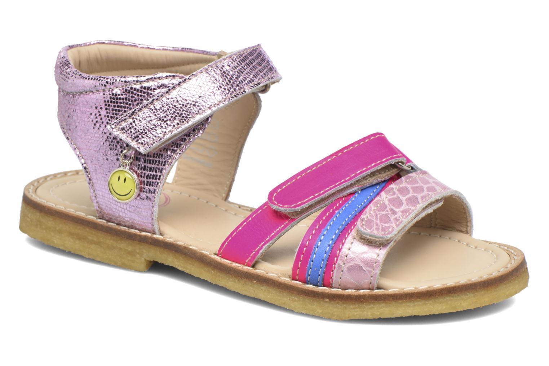 Sandales et nu-pieds Shoesme Saskia Rose vue détail/paire