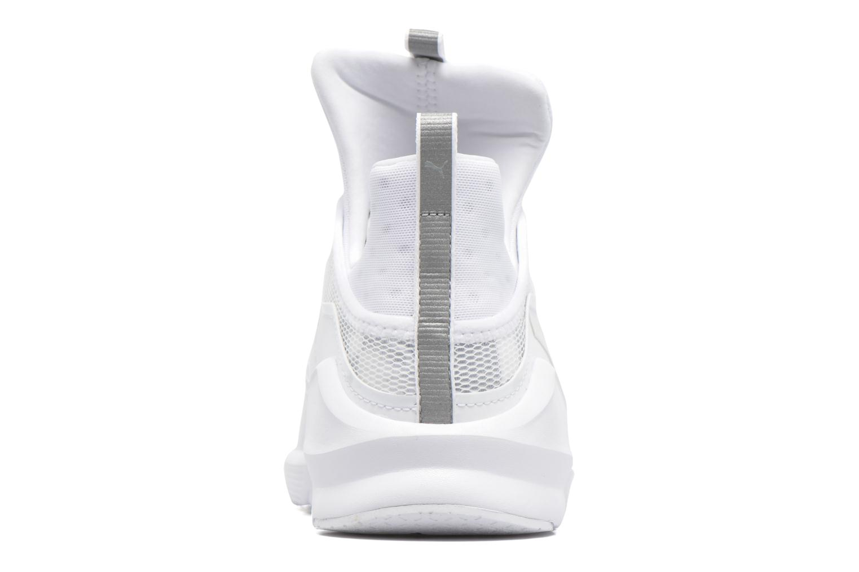 Chaussures de sport Puma WNS Fierce Swan Blanc vue droite