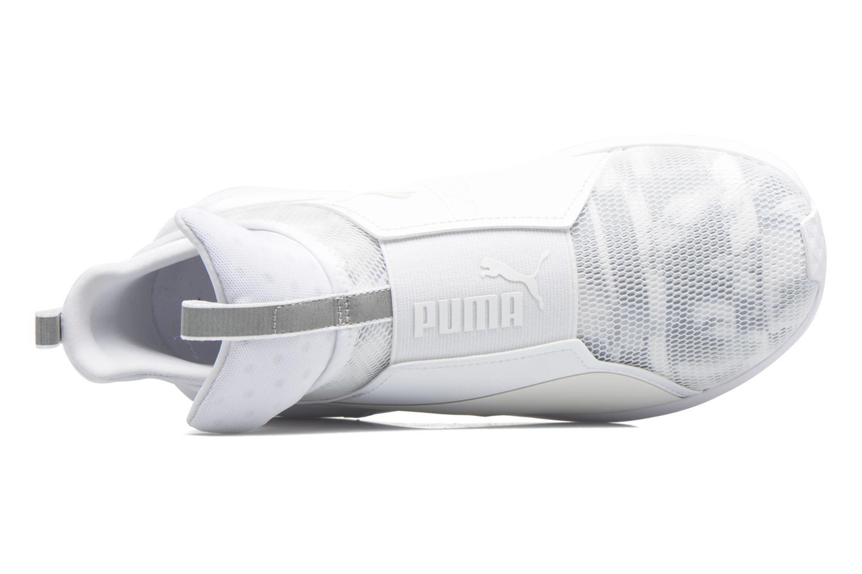 Chaussures de sport Puma WNS Fierce Swan Blanc vue gauche