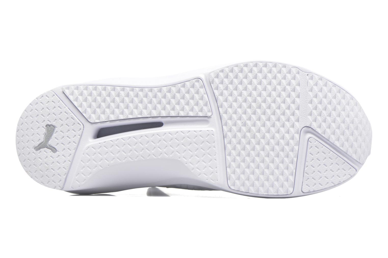 Chaussures de sport Puma WNS Fierce Swan Blanc vue haut