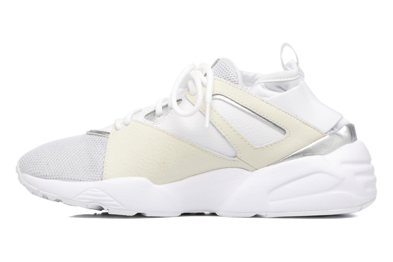 BOG Sock Reset Metallic Wn's White
