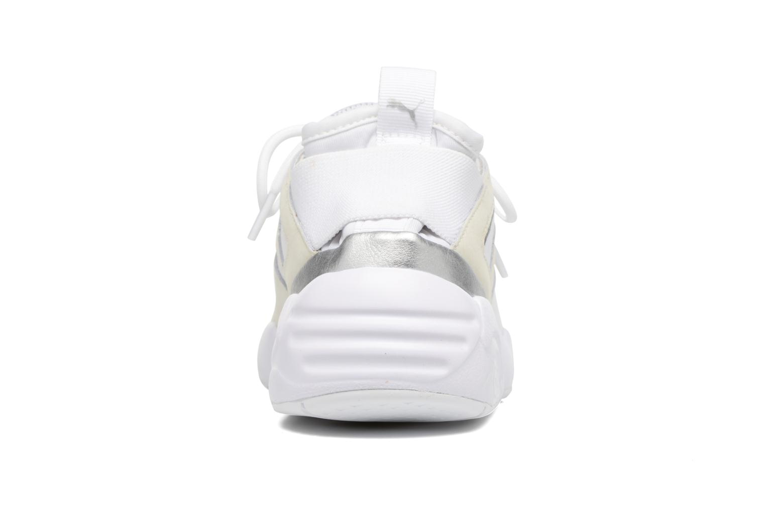 BOG Sock Reset Metallic Wn's White