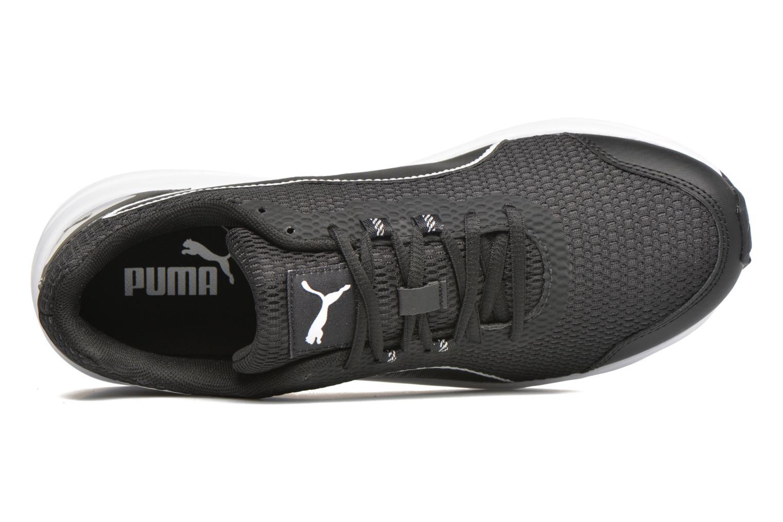 Chaussures de sport Puma Descendant V4 Noir vue gauche