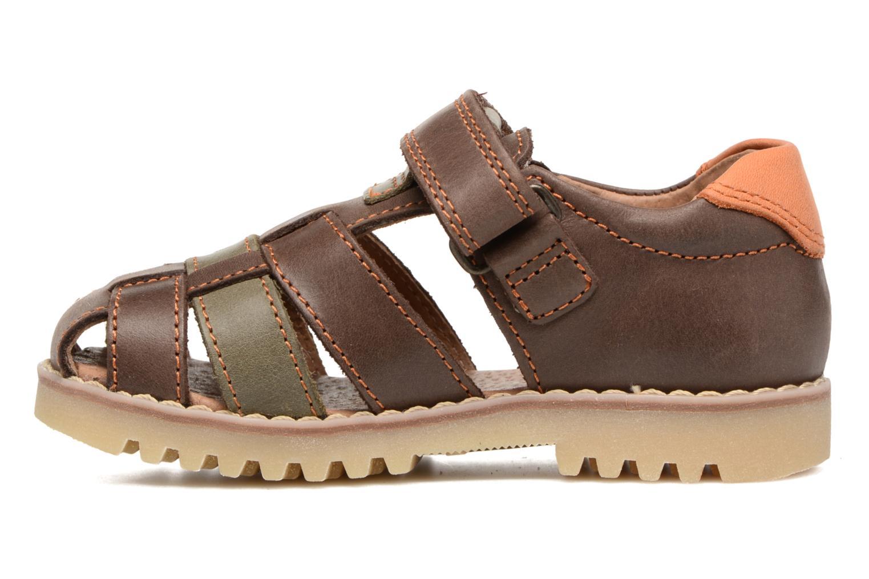 Climb Brown leather