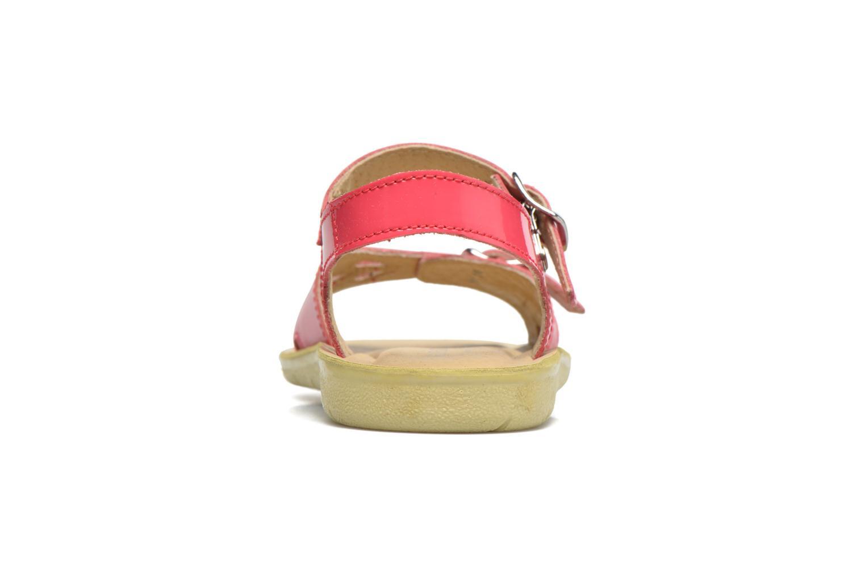 SR Soft Harper Hot Pink Patent
