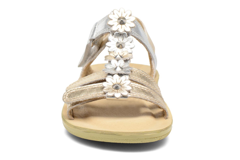 Sandales et nu-pieds Start Rite SR Soft Luna Argent vue portées chaussures