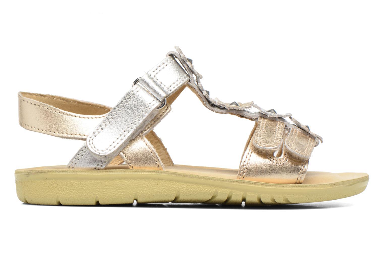 Sandales et nu-pieds Start Rite SR Soft Luna Argent vue derrière