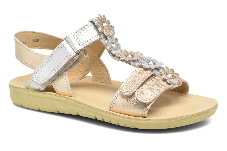 Sandales et nu-pieds Start Rite SR Soft Luna Argent vue détail/paire