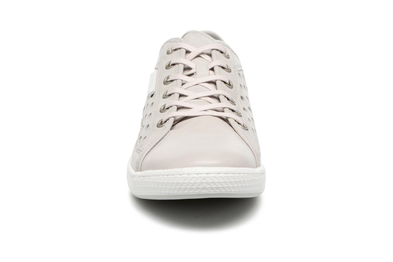 Baskets Pataugas Jipsy/A Gris vue portées chaussures