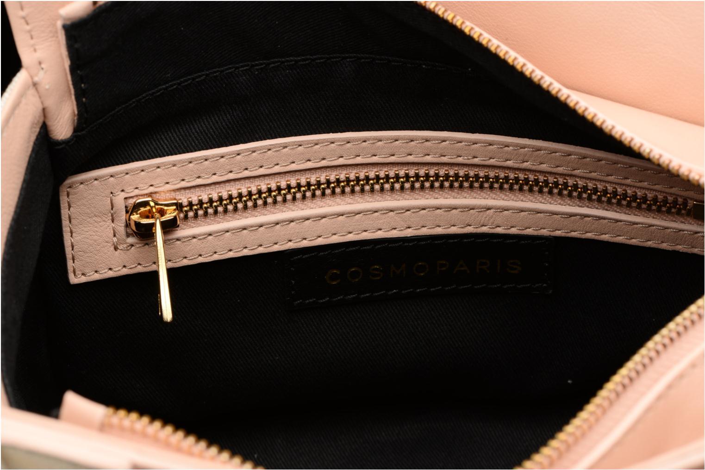 Handtassen COSMOPARIS Sac Meya/Metlin Roze achterkant