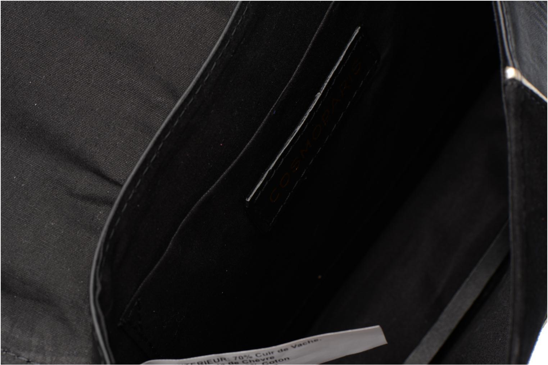 Sacs à main COSMOPARIS Sac-Kajou Noir vue derrière