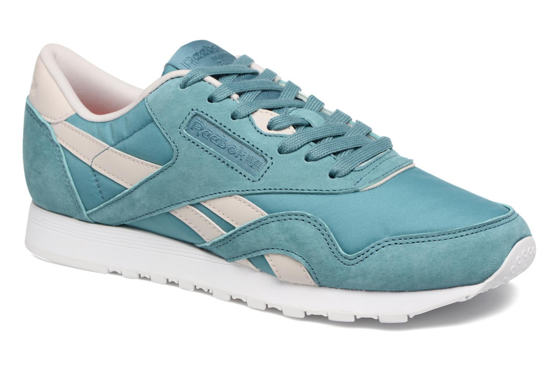 Grandes descuentos últimos zapatos Reebok Cl Nylon X Face (Azul) - Deportivas Descuento
