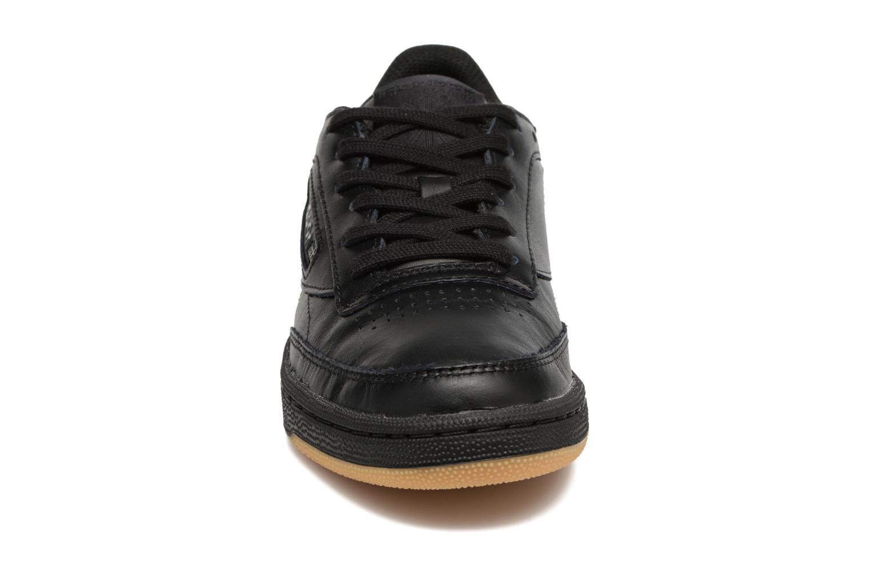 Baskets Reebok Club C 85 Diamond Noir vue portées chaussures